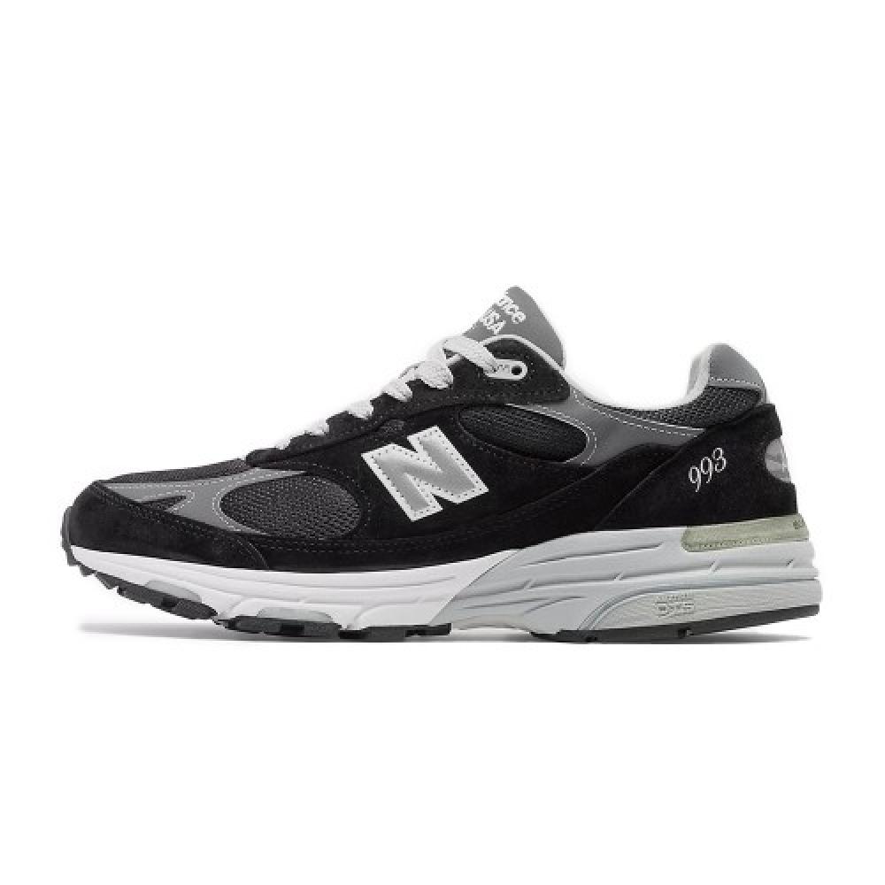 New Balance 993 'Black White Grey'