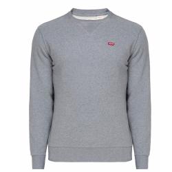 Levis Original Crewneck Sweatshirt Grey