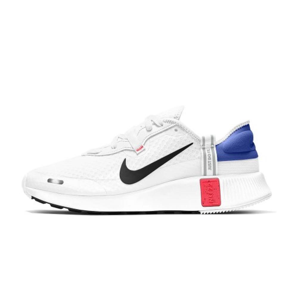 Nike Reposto 'White Flash Crimson'