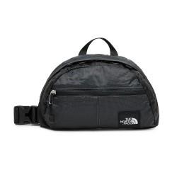 The North Face Flyweight Lumbar Waist Bag Black