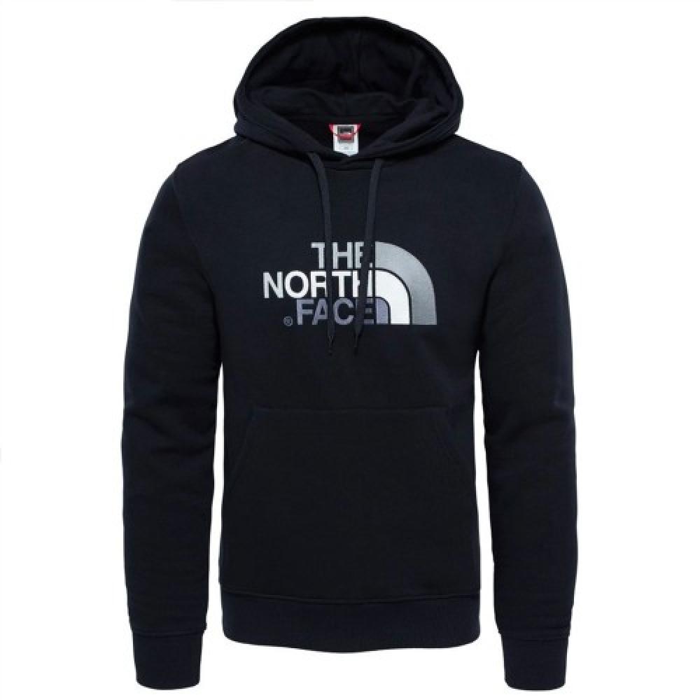The North Face Drew Peak Pullover Black Hoodie