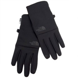 The North Face Etip Recycled Glove Black