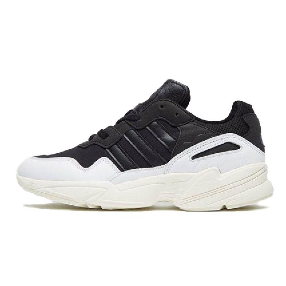 Adidas Yung-96 Black and White