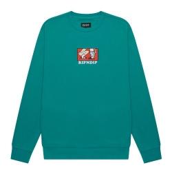 RIPNDIP Love Is Blind Crew Sweater