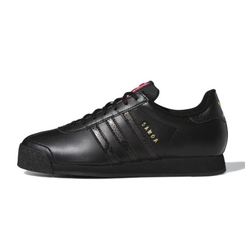 Adidas Samoa Leather Black