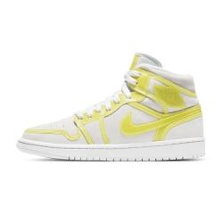 Air Jordan 1 Mid LX 'Optic Yellow'