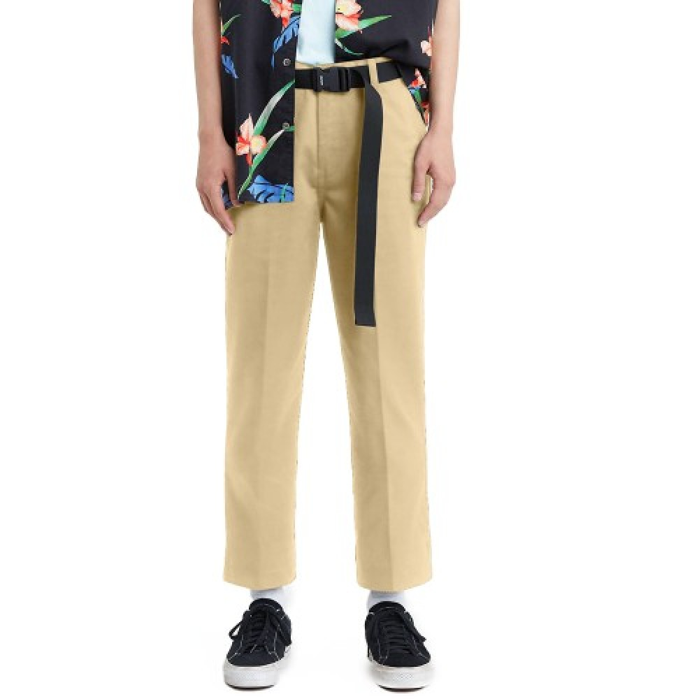 Levis XX Chino Straight Cropped Pants