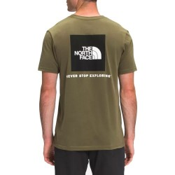 The North Face Short Box NSE Tee Olive