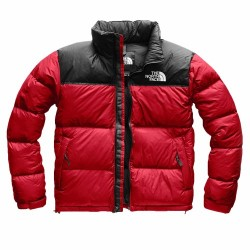 The North Face 1996 Nuptse Jacket Red