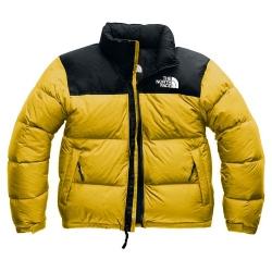 The North Face 1996 Retro Nuptse Jacket Arrowwood Yellow