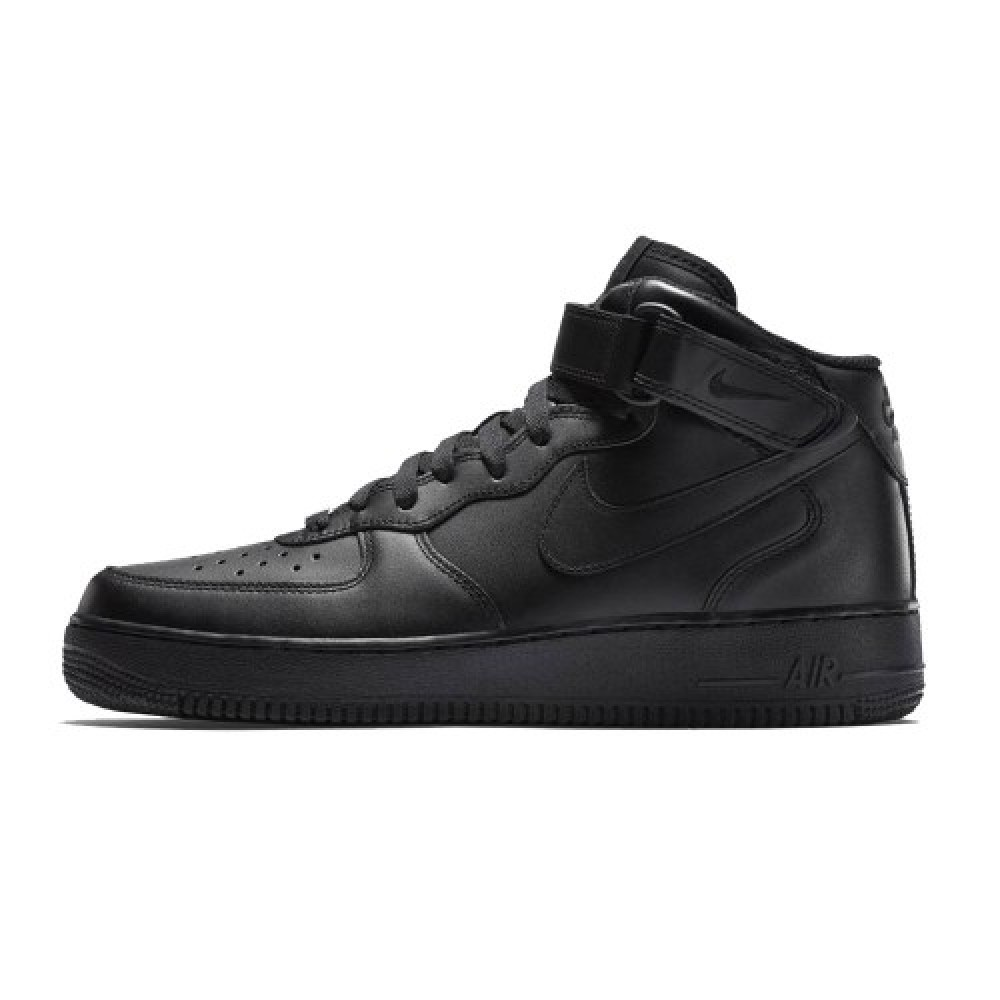 Nike Air Force 1 Mid '07 Black