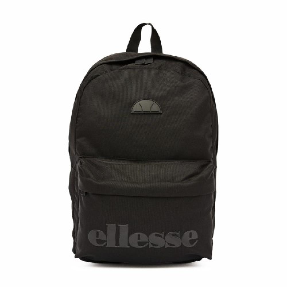 Ellesse Regent Backpack Black Mono