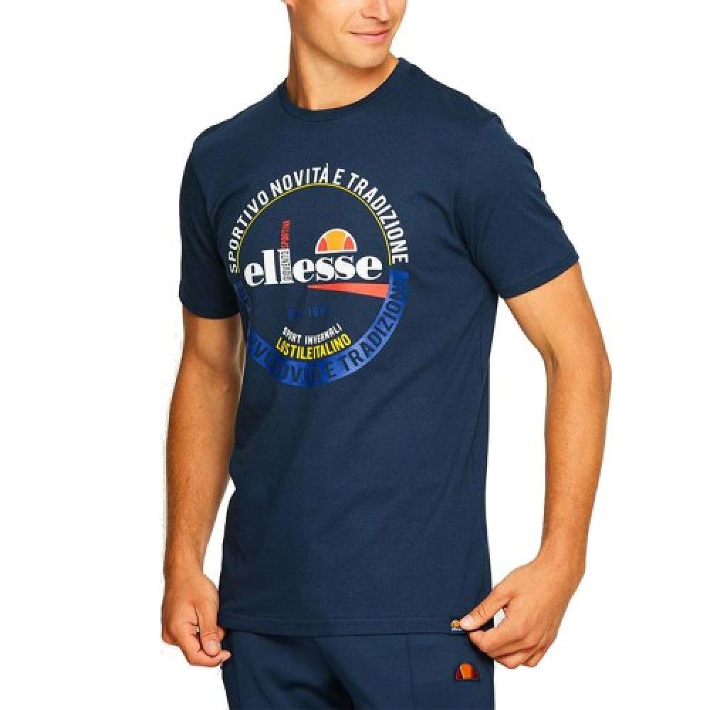 Ellesse Rombio T-shirt Dress Blue