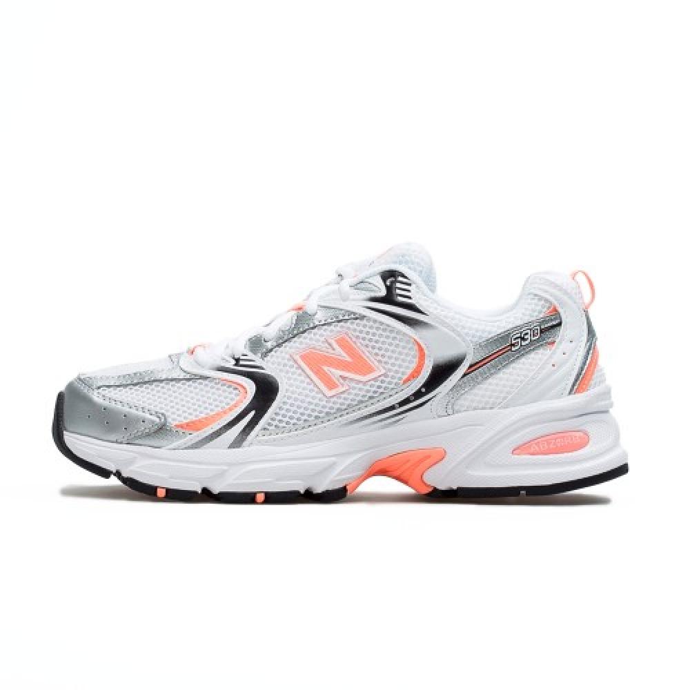 New Balance 530 White/Pink