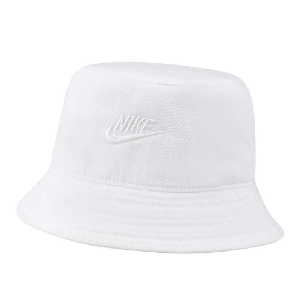 Nike Bucket Futura Wash White