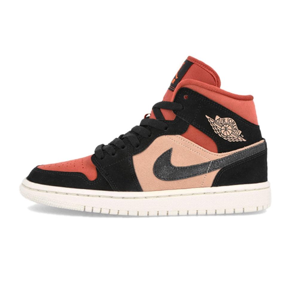 Air Jordan 1 Mid 'Canyon Rust'