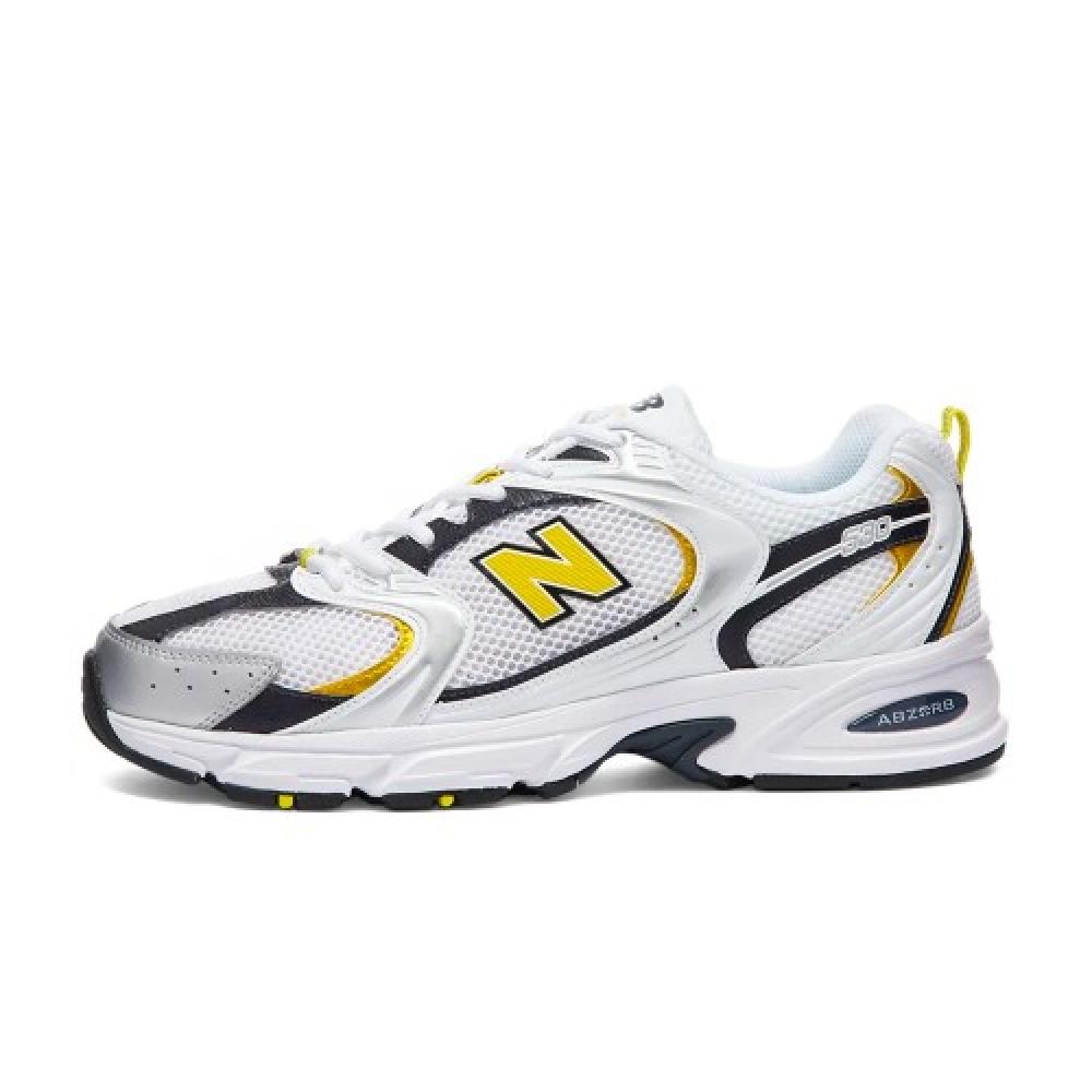 New Balance 530 White/Yellow
