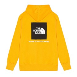 The North Face Box NSE Hoodie Gold
